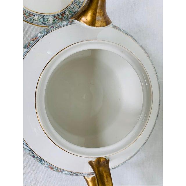 Antique 1920s Pope-Gosser Tea Pot For Sale - Image 4 of 8
