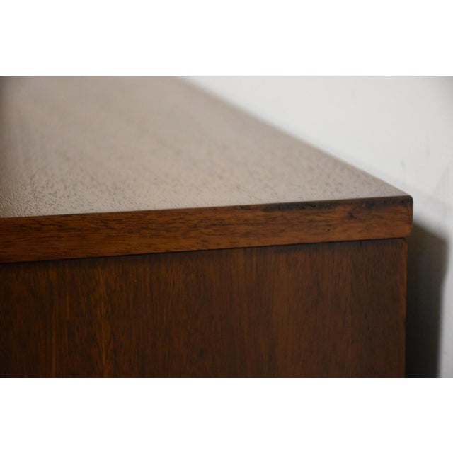 Wood Mid-Century Modern Dresser Credenza For Sale - Image 7 of 11