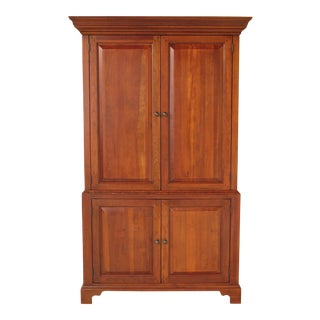 Lexington Bob Timberlake Solid Cherry Bedroom Armoire For Sale