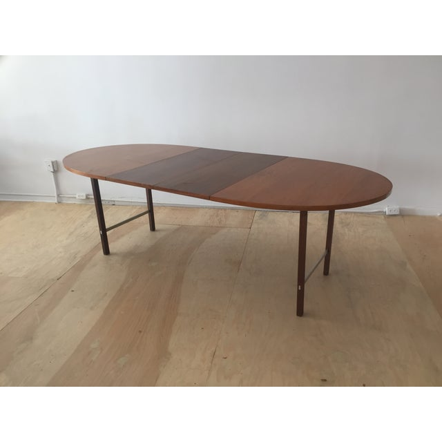 Mid-Century Oval Dining Table by Paul McCobb - Image 2 of 7