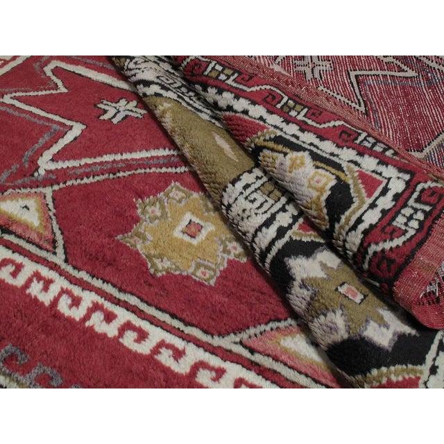 Textile Northwestern Anatolian Rug For Sale - Image 7 of 9