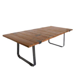 Reclaimed Wood Table For Sale