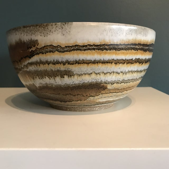 Signed Spangler Studio Pottery Bowl - Image 2 of 7
