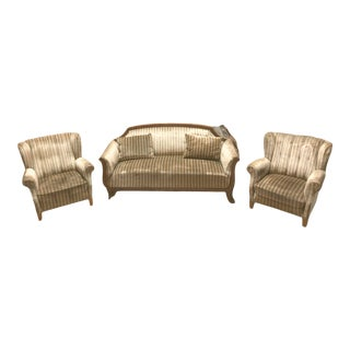 Biedermeier Living Room Set For Sale