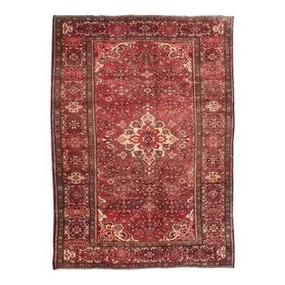 Persian Hamadan Red Rug For Sale