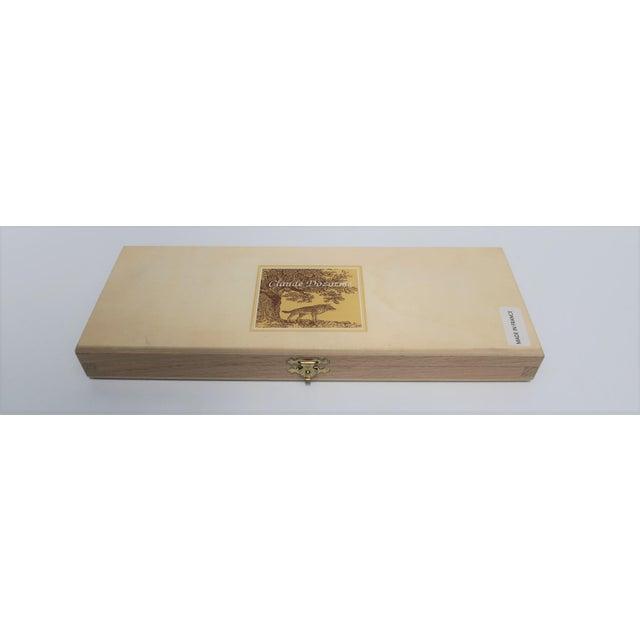 Vintage French Dessert Tart or Cake Serving Utensil For Sale - Image 9 of 10