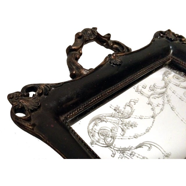 Victorian Mirrored Vanity Tray - Image 4 of 7