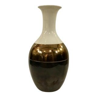 Interlude Home Modern Kayla Grand Vase For Sale