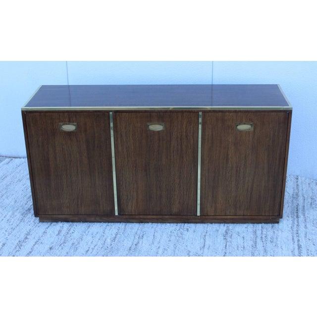 Baker Furniture Company Mid-Century Modern Baker Credenza For Sale - Image 4 of 11