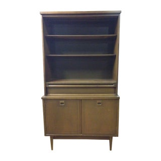 Mid-Century Bassett Co. Hutch