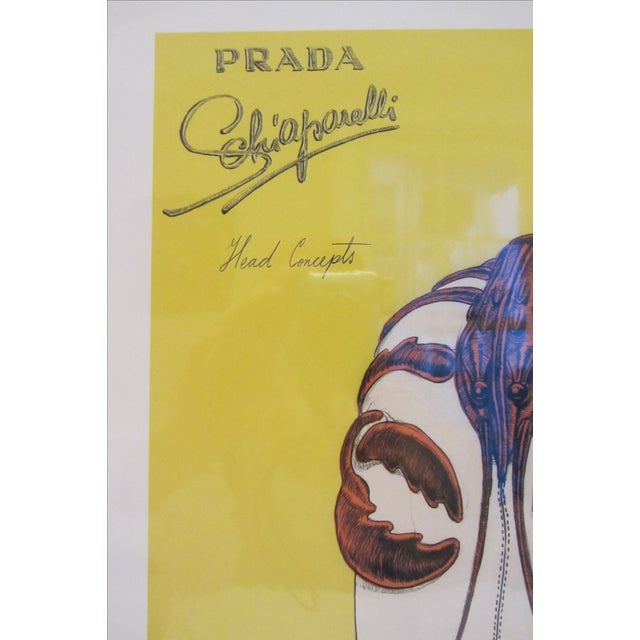 """Prada """"Head Concepts"""" Museum Prints - Set of 9 For Sale - Image 4 of 11"""