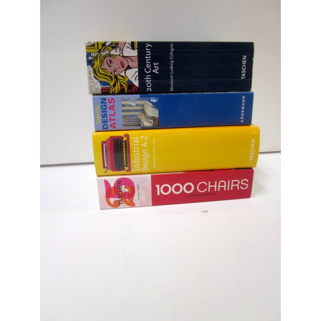 Taschen Design Art Books - Set of 4 - Image 3 of 11