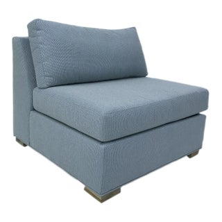 Century Furniture Landon Outdoor Armless Chair For Sale