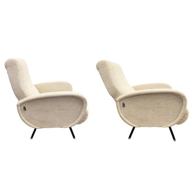 Mid-Century Modern Mid-Century Recliner For Sale - Image 3 of 7