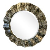 Image of Made Goods Blake Shell Frame Mirror For Sale