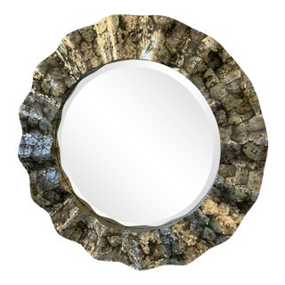 Made Goods Blake Shell Frame Mirror For Sale