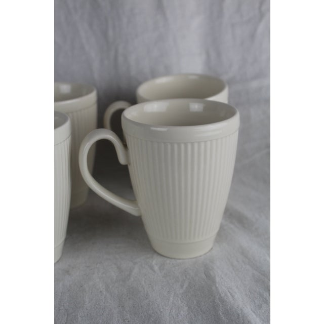 Neoclassical Wedgwood Windsor Pattern Mugs - Set of 6 For Sale - Image 3 of 5