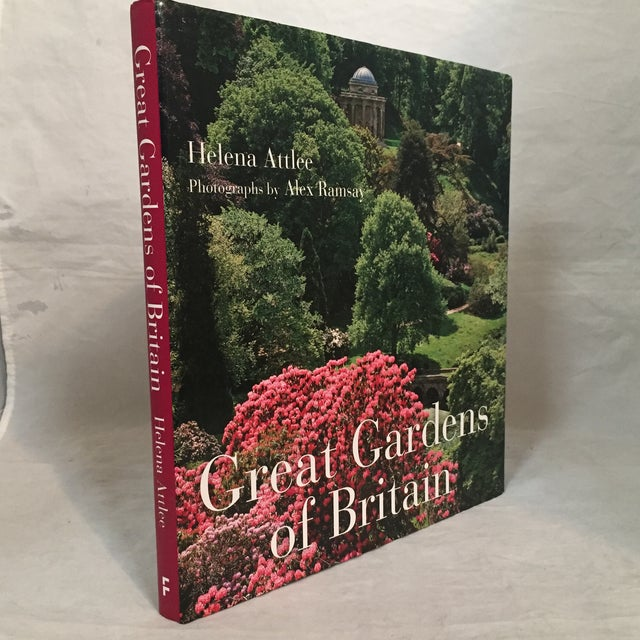 """Great Gardens of Britain"" Book - Image 9 of 9"