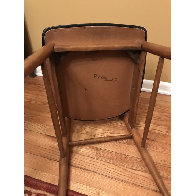 Mid Century Modern Side Chair For Sale In New York - Image 6 of 13