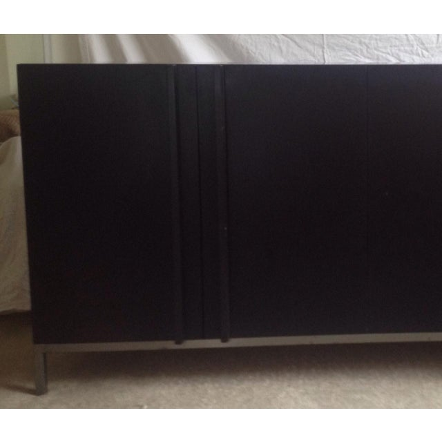 Hand Made Modern Credenza From Shelter LA - Image 6 of 7