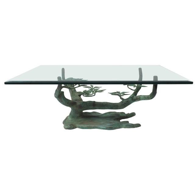 Terrific Bonsai Tree Coffee Table By Willy Daro Evergreenethics Interior Chair Design Evergreenethicsorg