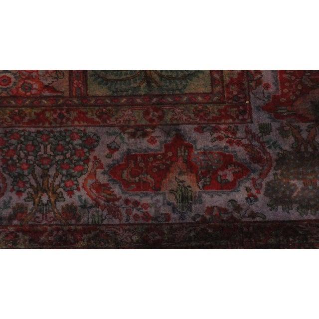 "Leon Banilivi Over Dyed PersianRug - 7'9"" X 12'8"" - Image 3 of 5"