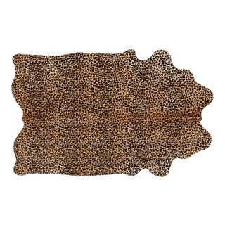Leopard Genuine Brazilian Cowhide