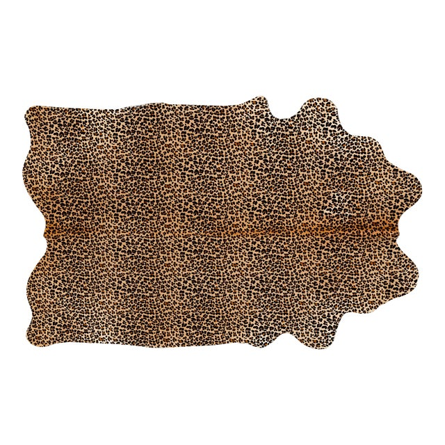 Leopard Genuine Brazilian Cowhide For Sale