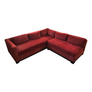 Vintage Mitchell Gold + Bob Williams La Collection Sectional