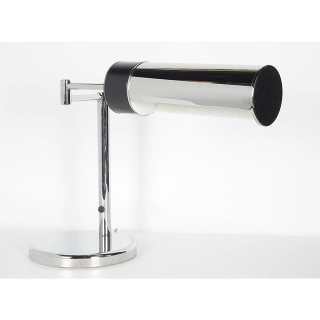 Mid-Century Modern Swing Arm Desk Lamp by Nessen Studios For Sale - Image 10 of 10