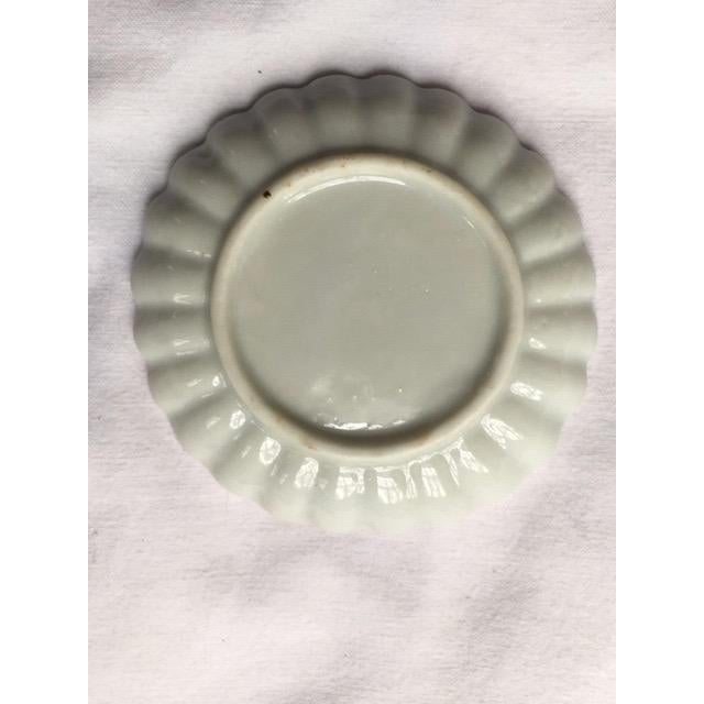 Butter Pats or Trinket Dishes - Set of 4 For Sale - Image 4 of 5
