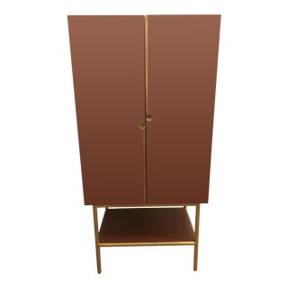 West Elm Downing Bar Cabinet