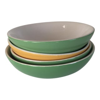 Moving Sale - Mid-Century Hall Restaurantware Serving Bowls - Set of 4
