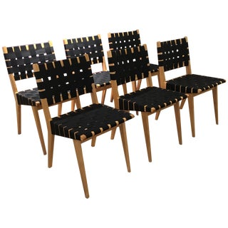Jens Risom Chairs by Knoll - Set of 6
