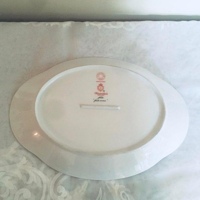 Asian Limoges Winterthur Serving Platter For Sale - Image 3 of 4
