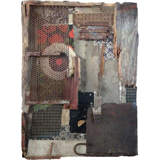 Vintage Industrial Wall Art - Image 1 of 2