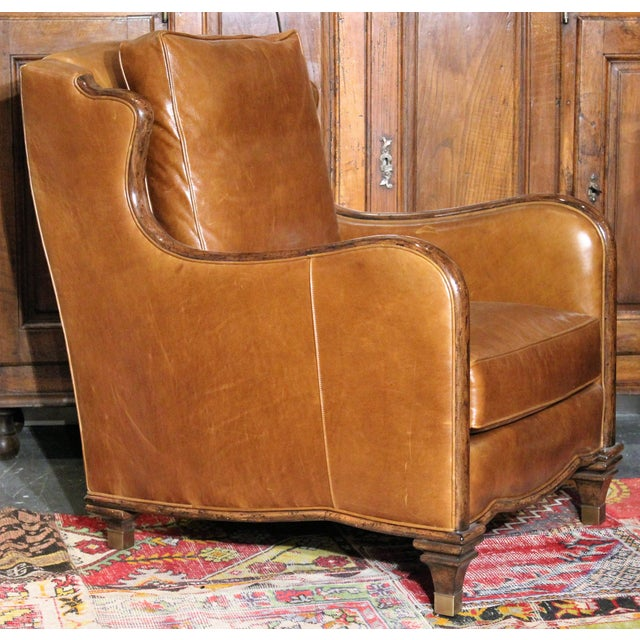 Theodore Alexander Roxburghe Club Chair - Image 3 of 5