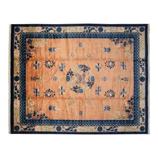 Vintage Peking Carpet - 12' X 15' For Sale