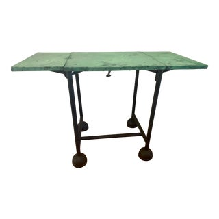 Mid-Century Modern Industrial Cramer Desk For Sale