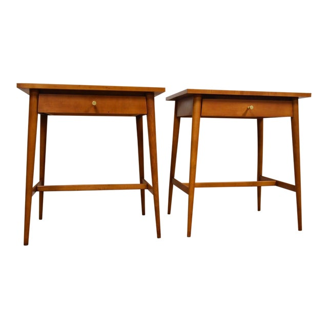 Paul McCobb Planner Group Nightstands - a Pair - Image 1 of 11