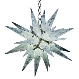 Rock Crystal Star Light
