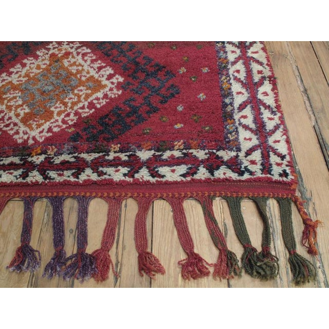 Herki Long Rug For Sale In New York - Image 6 of 8