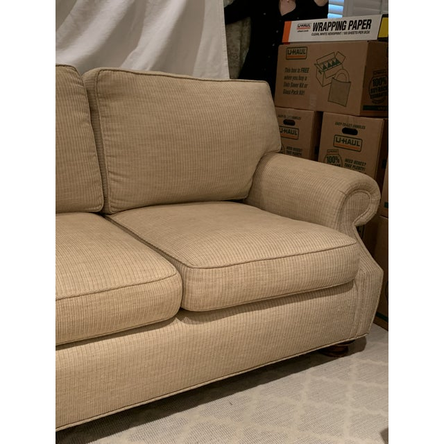 Prime Leathercraft Sofa With Rolled Arms Evergreenethics Interior Chair Design Evergreenethicsorg