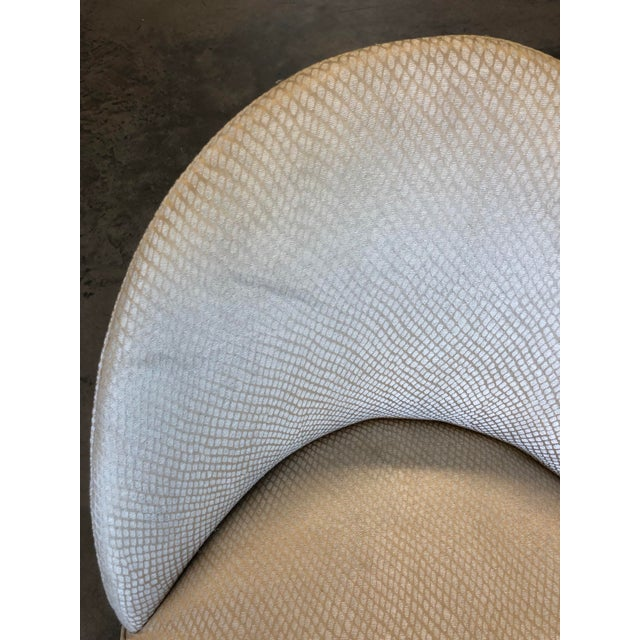 White Modern Hickory Chair Lauren Dining Chairs- A Pair For Sale - Image 8 of 9