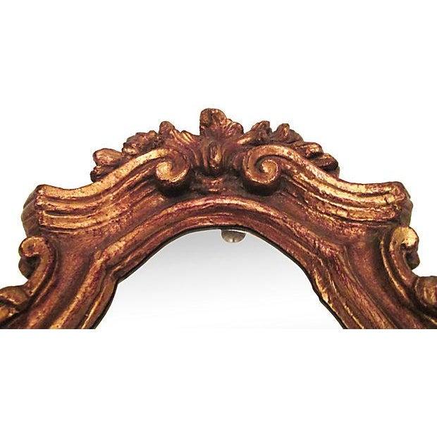 Bronze Gilt Decorative Mirror - Image 4 of 7