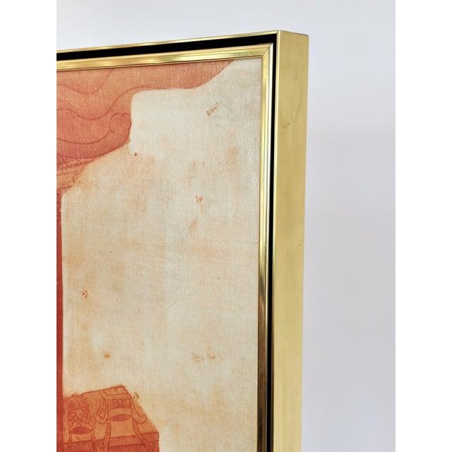 Greg Copeland Greg Copeland Asian Themed Chromagraph Print, 1978 For Sale - Image 4 of 11