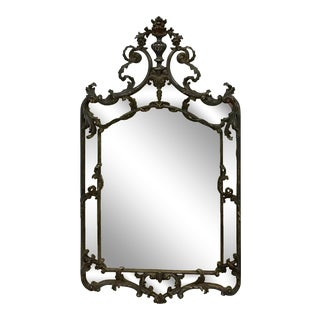 Louis XV Style Mirror by Chelini Giovannini , Firenze , Italy For Sale