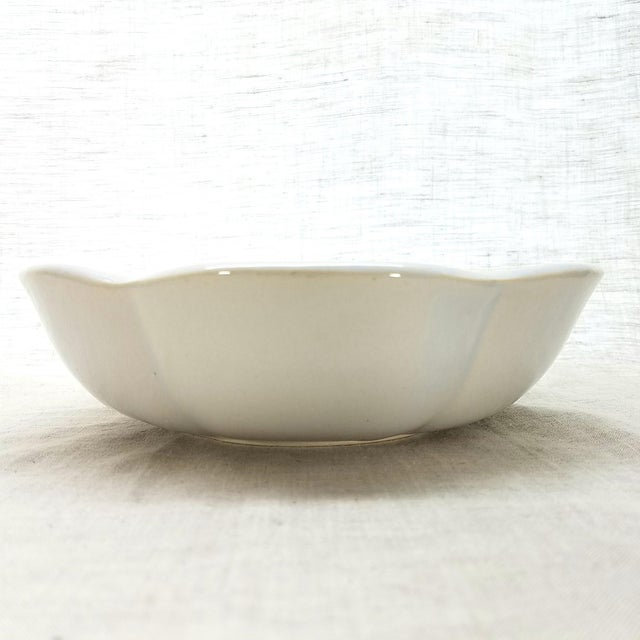 McCoy Glazed Pottery Bowl For Sale - Image 4 of 7