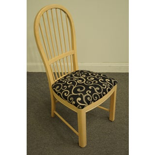 Thomasville Furniture Windrift Collection Dining Side Chair Preview