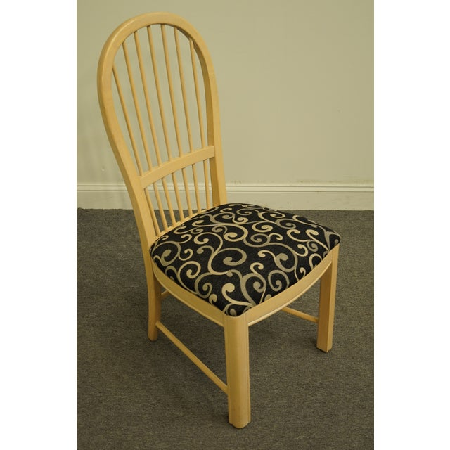 """THOMASVILLE FURNITURE Windrift Collection Dining Side Chair 23821-821-822 42.25"""" High 19.5"""" Wide 23.5"""" Deep Seat: 19.5""""..."""